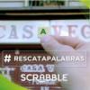 Scrabble rescata palabras (y rótulos)