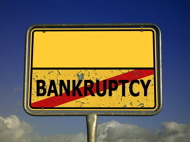 bancarrota