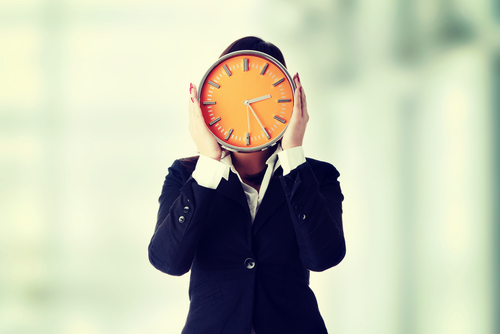 Como pierden el tiempo los españoles en el trabajo