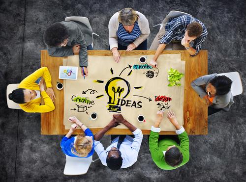 Aumentar la creatividad en la empresa