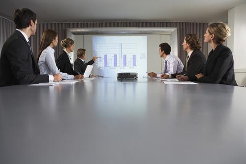 Preparar reunión de negocios