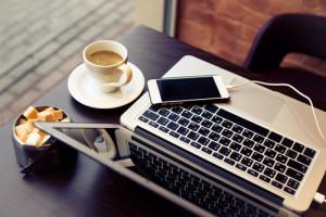 productividad en la oficina y distracciones