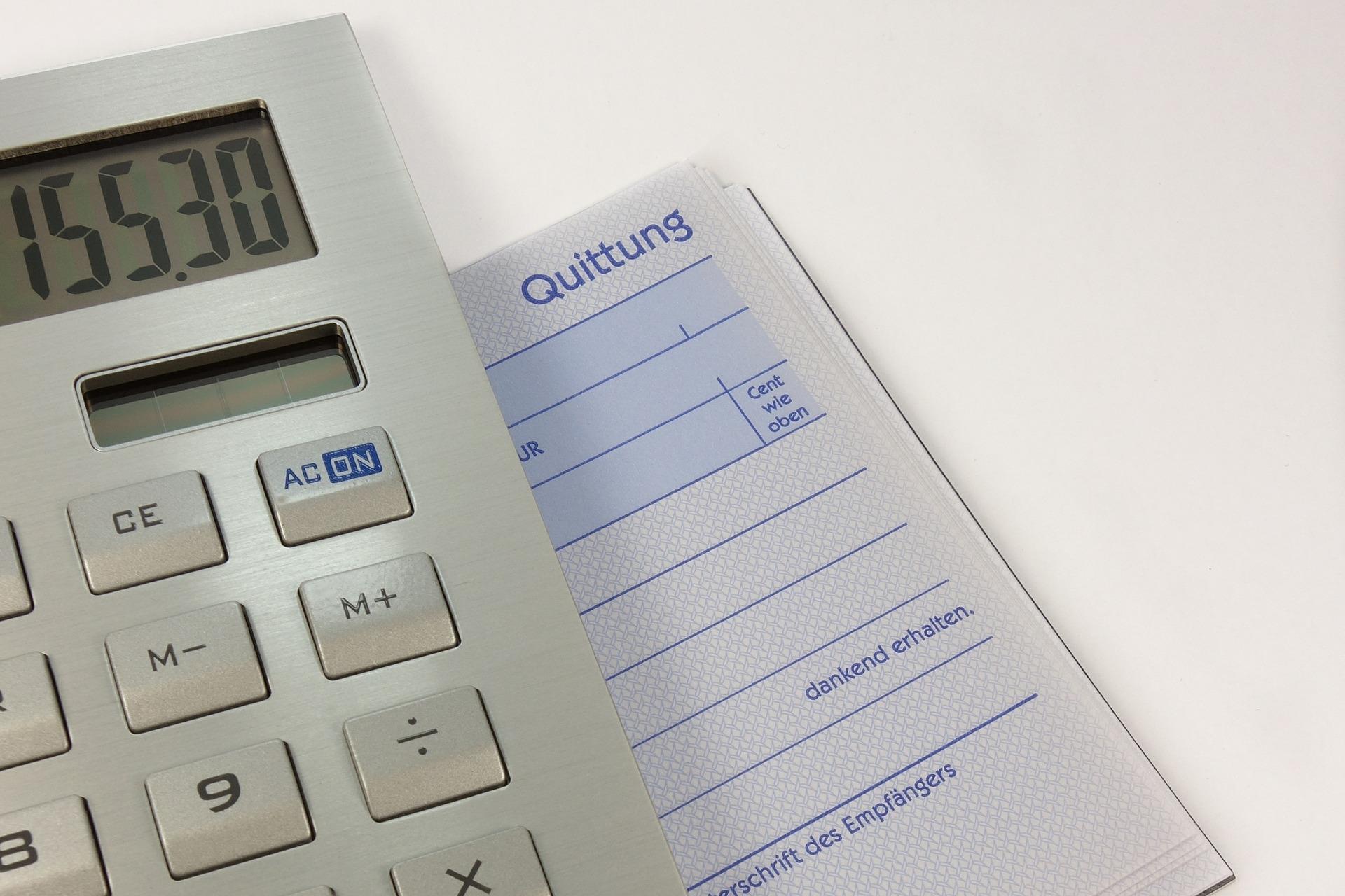 Guardar facturas